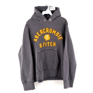 Vintage Abercrombie & Fitch Heavyweight Hoodie